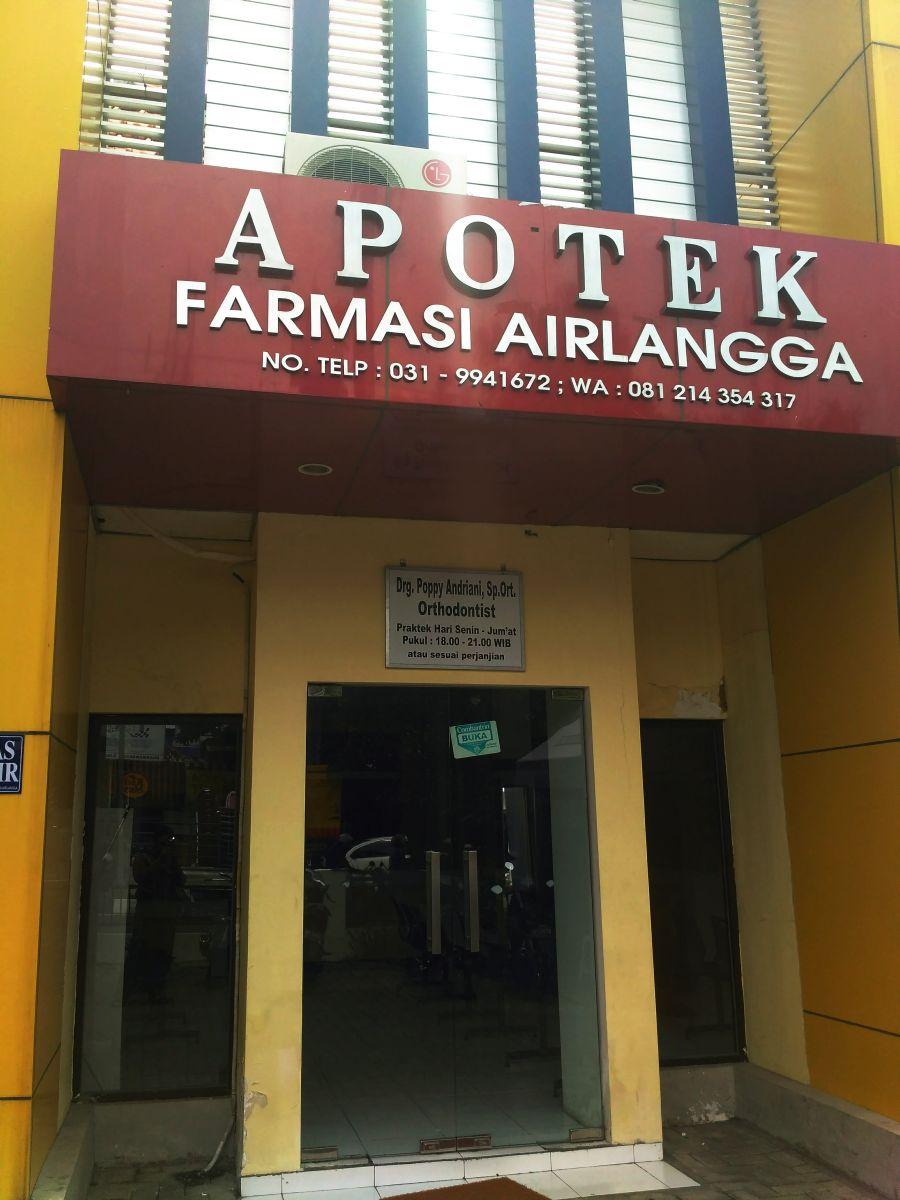 Gedung Apotek Farmasi Airlangga