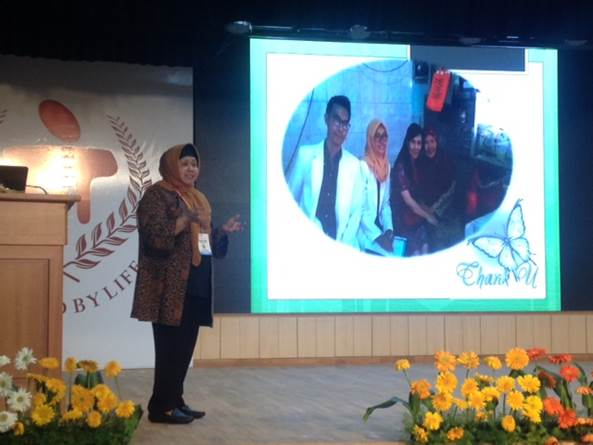Dr. Umi Athiyah, MS., Apt